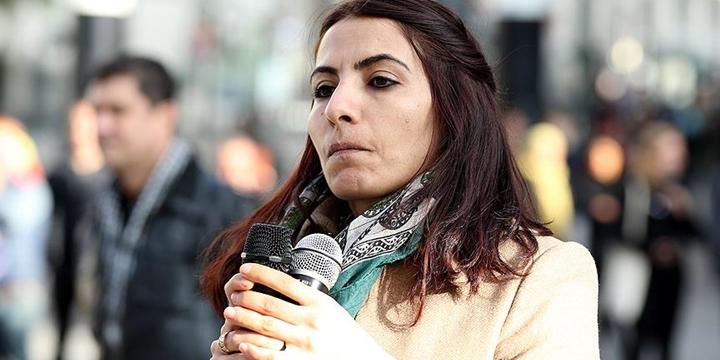Firari HDP'li Öztürk Hakkında İkinci Kez Müebbet İstemi