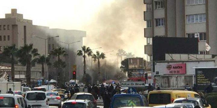 İzmir Adliyesi'ne Saldırı: 2 Ölü, 7 Yaralı