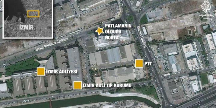 İzmir Valiliğinden Saldırıya Dair Açıklama: Veriler PKK'yı Gösteriyor