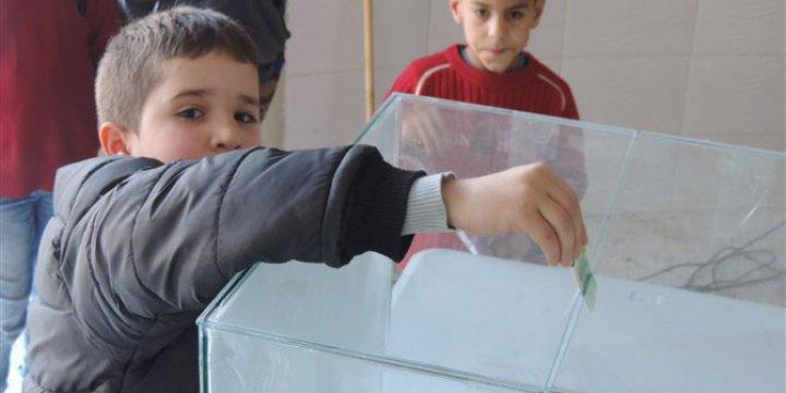 Kudüslü Müslümanlar Halepli Kardeşlerini Unutmadı!