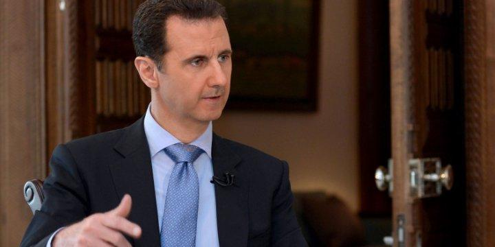 Katliamla, Tehcirle Suriye'nin Demografisini Değiştiren Esed Seçime Razıymış!