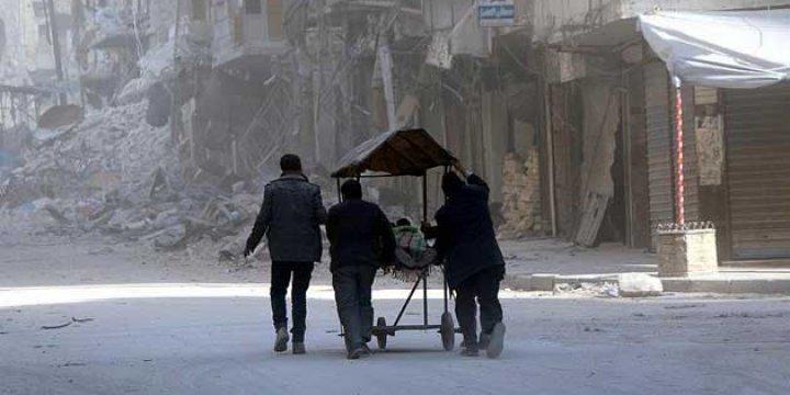 Esed Rejimi, 13 Bin Varil Bombasıyla 635 Kişiyi Katletti