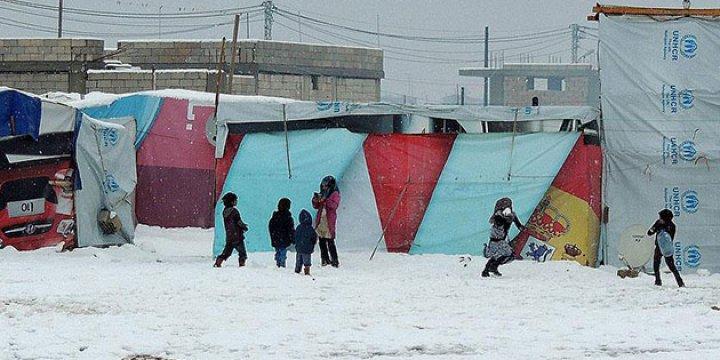 Lübnan Suriyeli Sığınmacıları Göndermek İstiyor