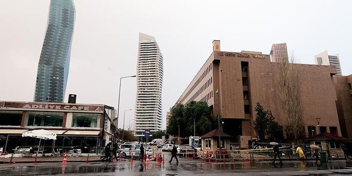 İzmir'deki Saldırıyla İlgili 5 Şüpheli Gözaltına Alındı