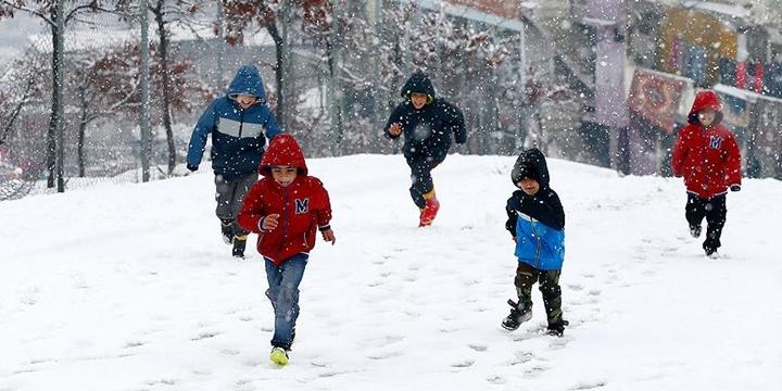 İstanbul'da Okullar Yarın da Tatil