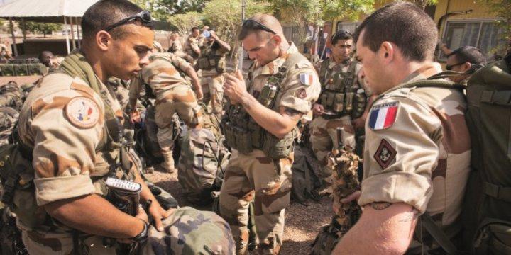 100 Fransız YPG/PKK'yi Eğitiyor