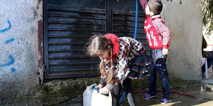 """""""Esed'in Barada Vadisi'ne Yönelik Saldırıları Şam'ı Susuz Bıraktı"""""""