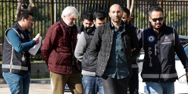 Erdoğan'ın Eski Koruma Müdürü Tutuklandı
