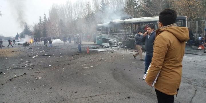 Kayseri'deki Saldırı: 5 Asker Dâhil 20 Kişi Tutuklandı