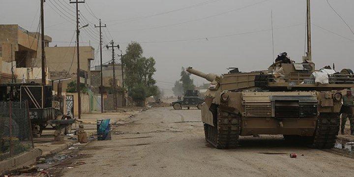 Musul'da Savaş Uçaklarının Hava Saldırısında 12 Sivil Öldü