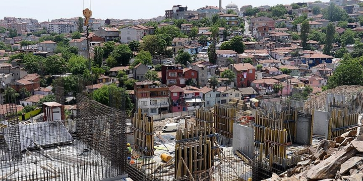 """""""İstanbul'da 50 Bin Civarında Riskli Yapı Var"""""""