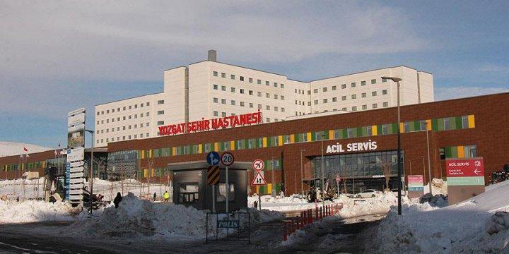 Türkiye'nin İlk Şehir Hastanesi Yozgat'ta Hizmete Giriyor