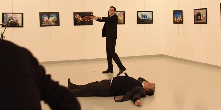 Hayreddin Altınbaş Karlov Suikastiyle İlgili Tutuklandı