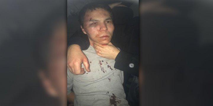 Reina Saldırganı Abdülkadir Masharipov Esenyurt'ta Yakalandı
