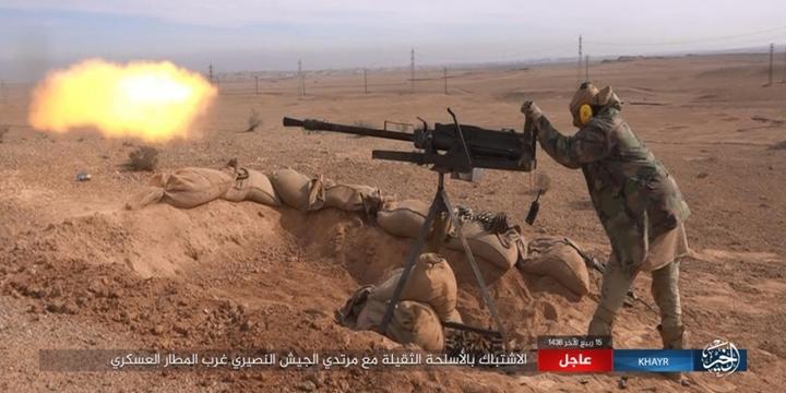Deyrizor'da Esed'in İki Generali Daha Öldürüldü