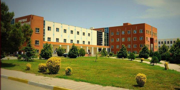 Azerbaycan'da FETÖ'ye Ait Kafkas Üniversitesi Feshedildi