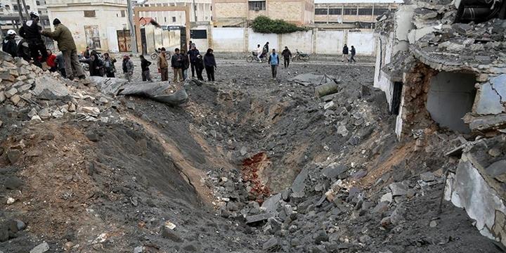 Suriye'de Ateşkes: Esed Güçleri Sivilleri Bombaladı!