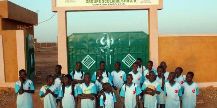 İHH'dan Afrika'ya 2 Yeni Kur'an Eğitim Merkezi Daha