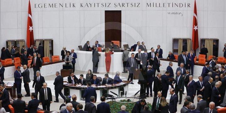 Anayasa Teklifinin 4. Maddesi 342 Oyla Kabul Edildi