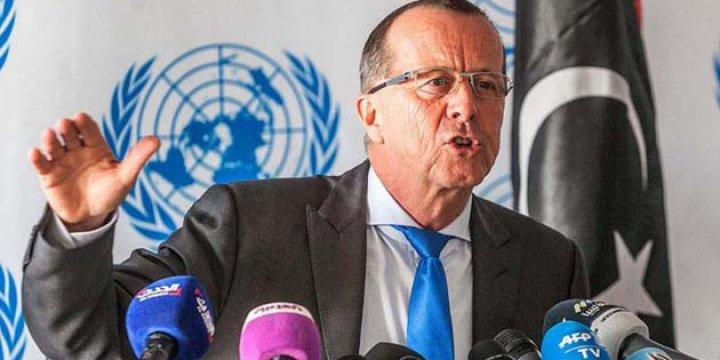 BM Libya Elçisinin Uçağına İniş İzni Verilmedi
