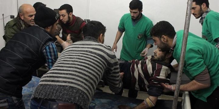 Suriye'de Ateşkes: Esed Güçleri Doğu Guta'da 3 Sivili Daha Katletti!