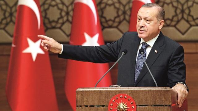 Cumhurbaşkanı Erdoğan, Hollanda'ya Tepki Gösterdi!