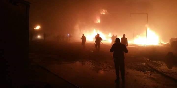 ABD, Batı Halep'te Direnişçileri Hedef Aldı!
