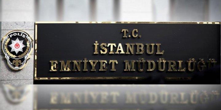 İstanbul Emniyeti'ndeki Atamalar Belli Oldu
