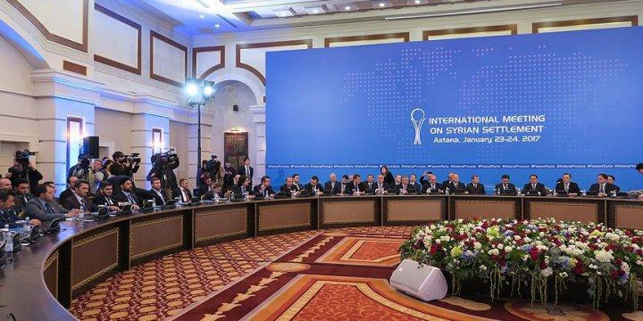 Kazakistan: 4. Astana toplantısı 14-15 Martta düzenlenecek 5