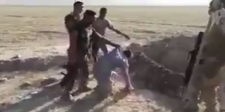 Haşdi Sabi'nin Sivil Halka Yönelik Katliamları Devam Ediyor