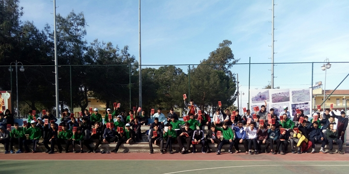 Özgür-Der Lise Gençliği'nin İskenderun Kampında 2. Gün
