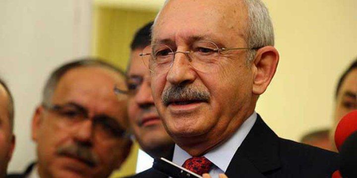 Kılıçdaroğlu'ndan Anayasa Mahkemesine Eleştiri