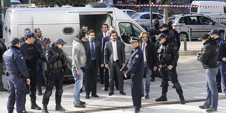 Yunanistan'a Firar Eden Darbeciler İçin İkinci İade Talebi