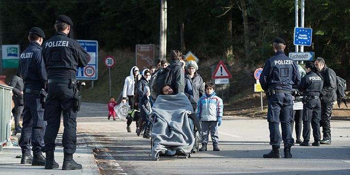 Almanya: Mülteciler İçin 21,7 Milyar Avro Harcadık