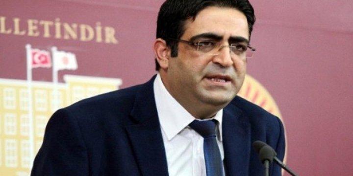 HDP'li Vekil İdris Baluken Tahliye Edildi