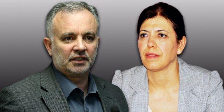 Ayhan Bilgen ve Meral Danış Beştaş Hakkında Tutuklama Kararı