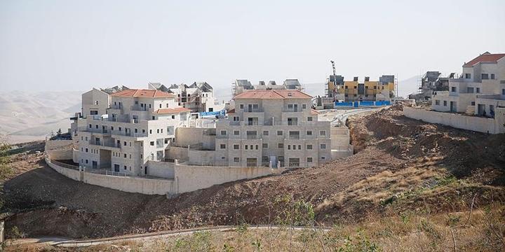 İşgalci İsrail Batı Şeria'da 3 Bin Konut Daha İnşa Edecek!