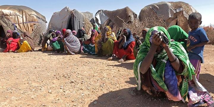 Somali'de Kuraklık: 5 Milyon İnsan Açlıktan Ölmek Üzere!