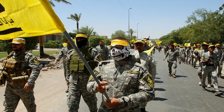 Haşdi Şaabi Irak'ın Sünni Şehirlerine Yerleşiyor!