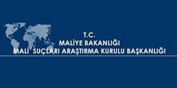 MASAK 93 Bin 717 Kişi Hakkında Soruşturma Yürütüyor
