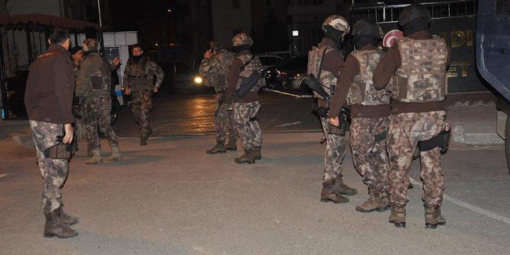 Türkiye Genelinde IŞİD Operasyonlarında 445 Kişi Gözaltına Alındı