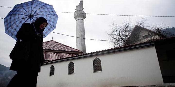 """Bosna'daki Savaşın """"Gazi"""" Camisi"""