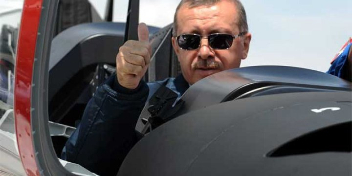 Türkiye'den Yerli Uçak Atılımı