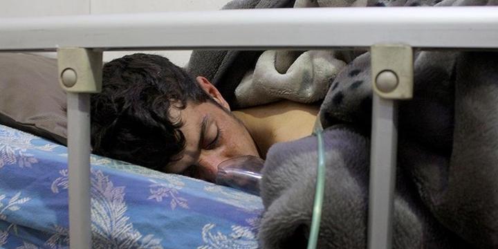 Suriye'de Ateşkes: Esed Güçleri Doğu Guta'ya Klor Gazıyla Saldırdı!