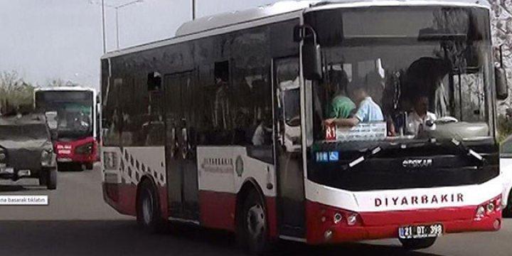 Diyarbakır'da Belediye Otobüslerinde Ücretsiz İnternet Hizmeti Başladı