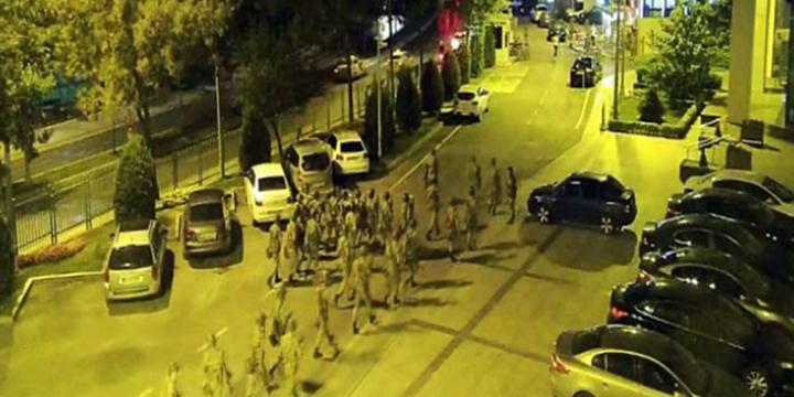 AK Parti'yi İşgal Girişimi Davasında 10 Tahliye