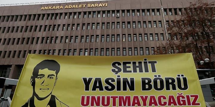 """Yasin Börü Davasına Selahattin Demirtaş da Dâhil Edilsin"""