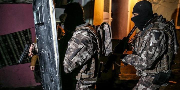 Güneydoğu'da PKK Operasyonları: 93 Gözaltı