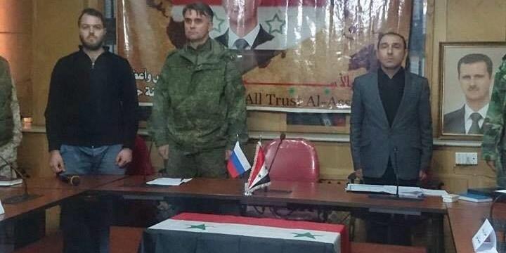 Tel Rıfat'ta PYD ve Esed Rejimi Birlikteliği Belgelendi!