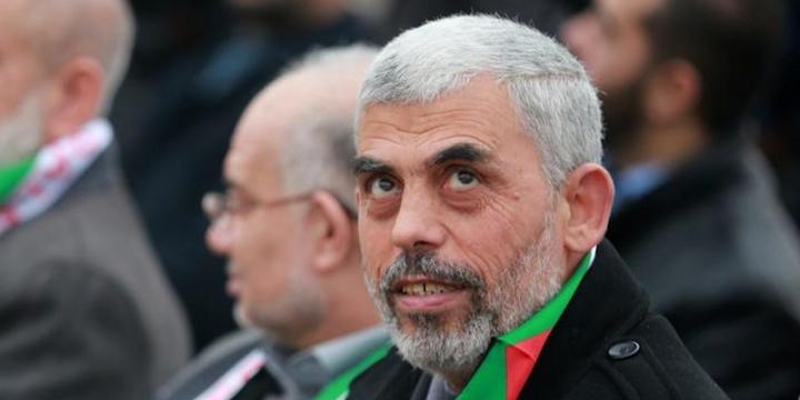 Hamas'ın Gazze'deki Yeni Lideri Yahya Sinvar Oldu